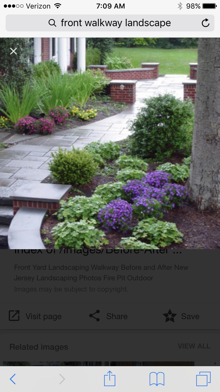 front walk landscape idea   ... landscape-design-ideas-beautiful-