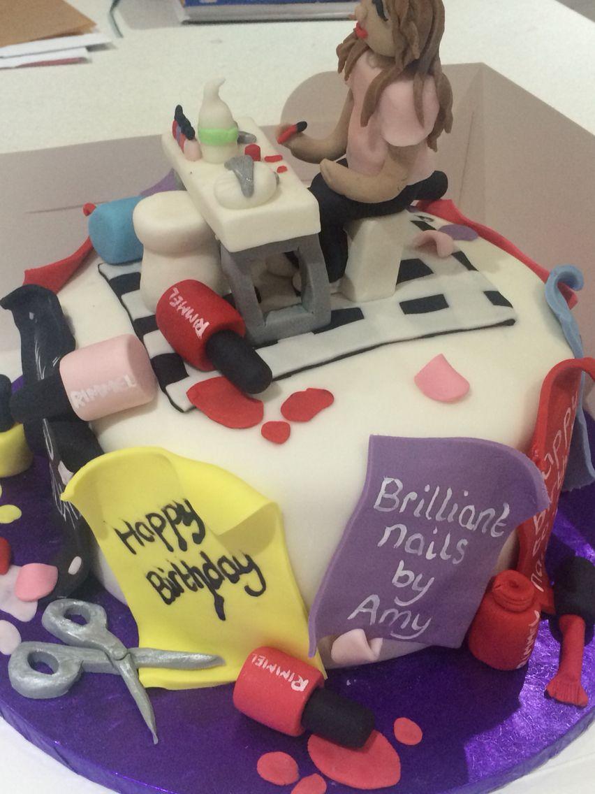 Cake Nail Salon