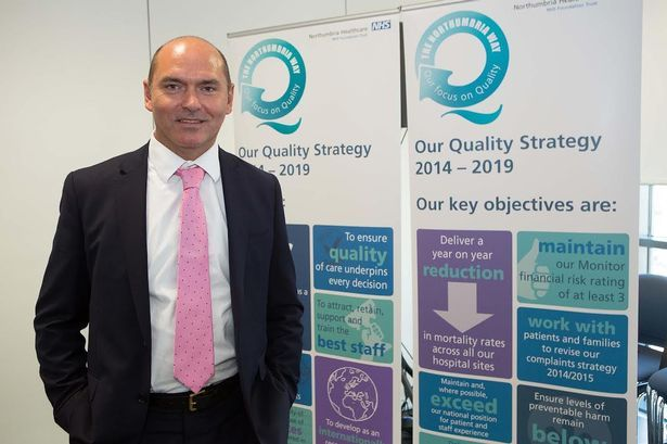 Meet the North hospital trust aiming to lead the way in #UK #healthcare