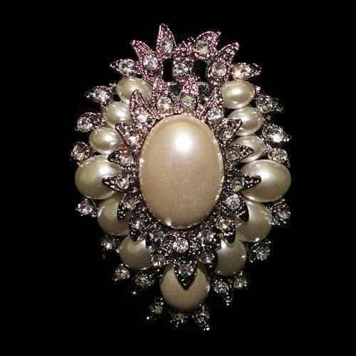 Broches De Perlas Coleccion Reina Maria Antonieta De Francia