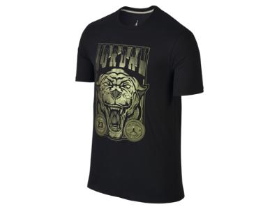 Jordan Black Cat Icon Men's T Shirt | Jordan black cat, Mens
