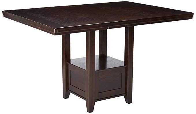 Amazon Com Ashley Furniture Signature Design Haddigan Dining