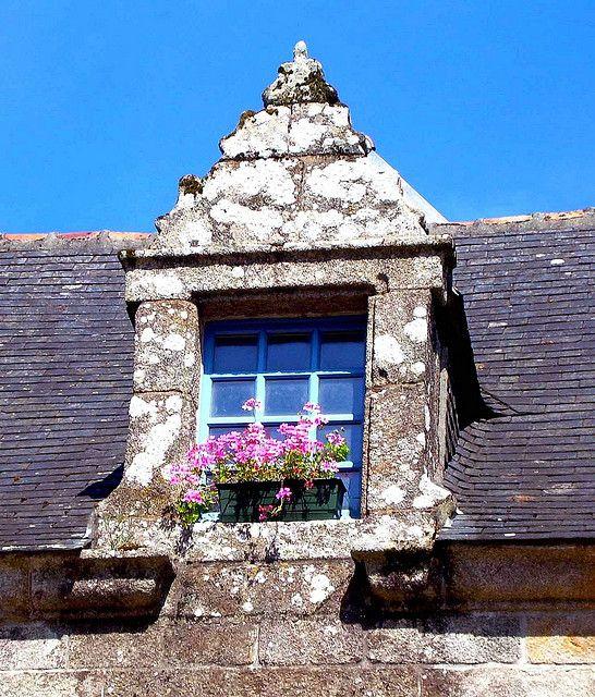 Locronan, Finistère, Brittany, France