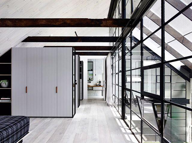 Australie / Un loft avec passserelle /