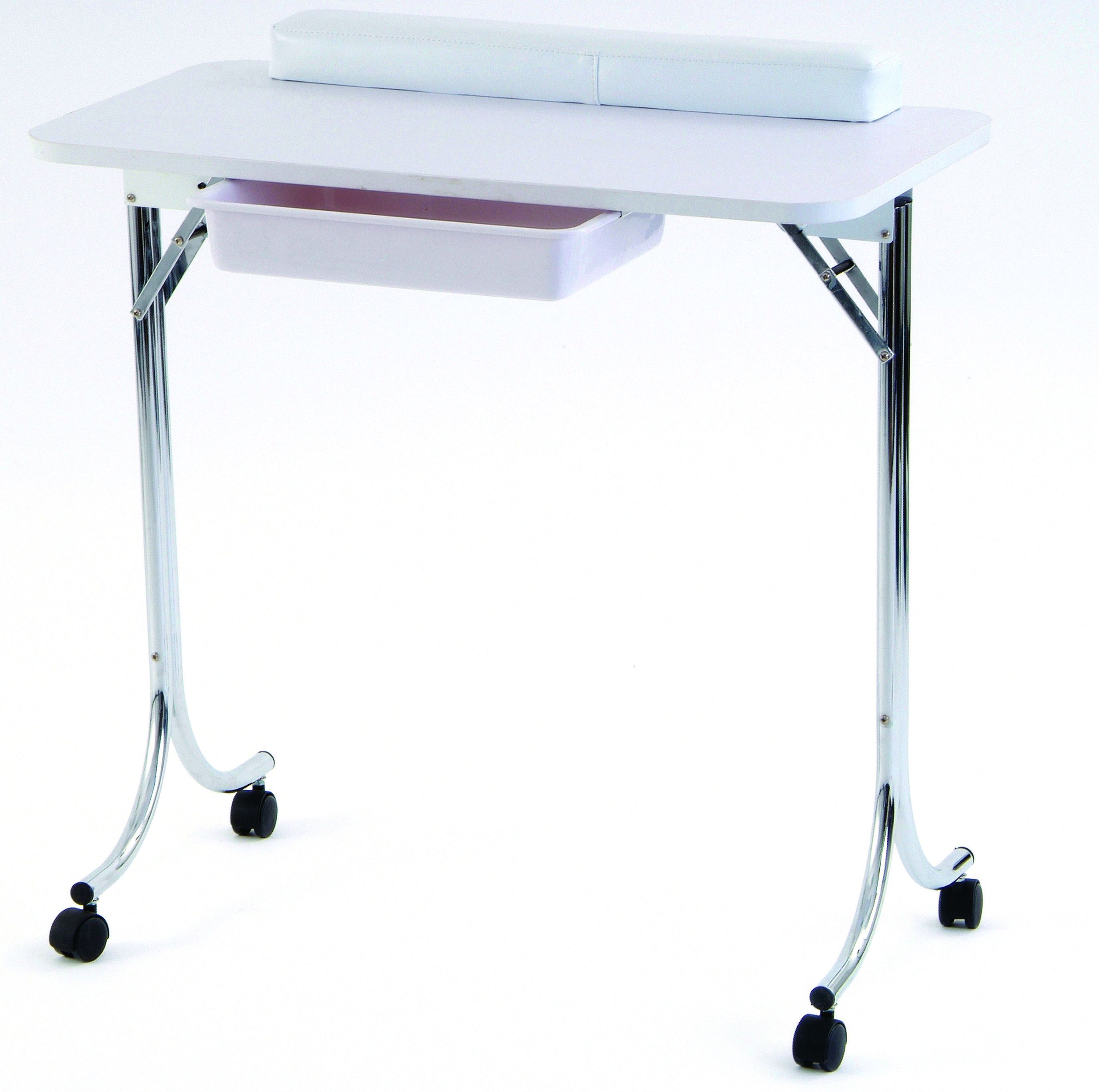Portable Folding Manicure Table with carry case. | nails paznokcie ...