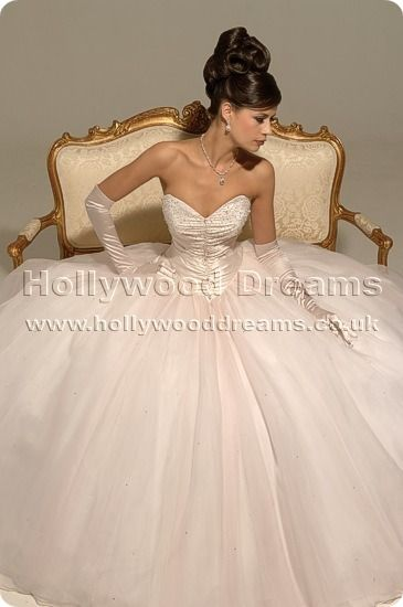 Princess dress was a new style introduced during the Crinoline ...