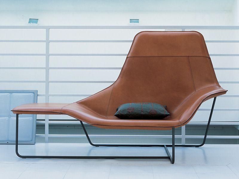 Zanotta 921 Lama Chaise Longue Lounge Chair Design Chair Design Furniture Design