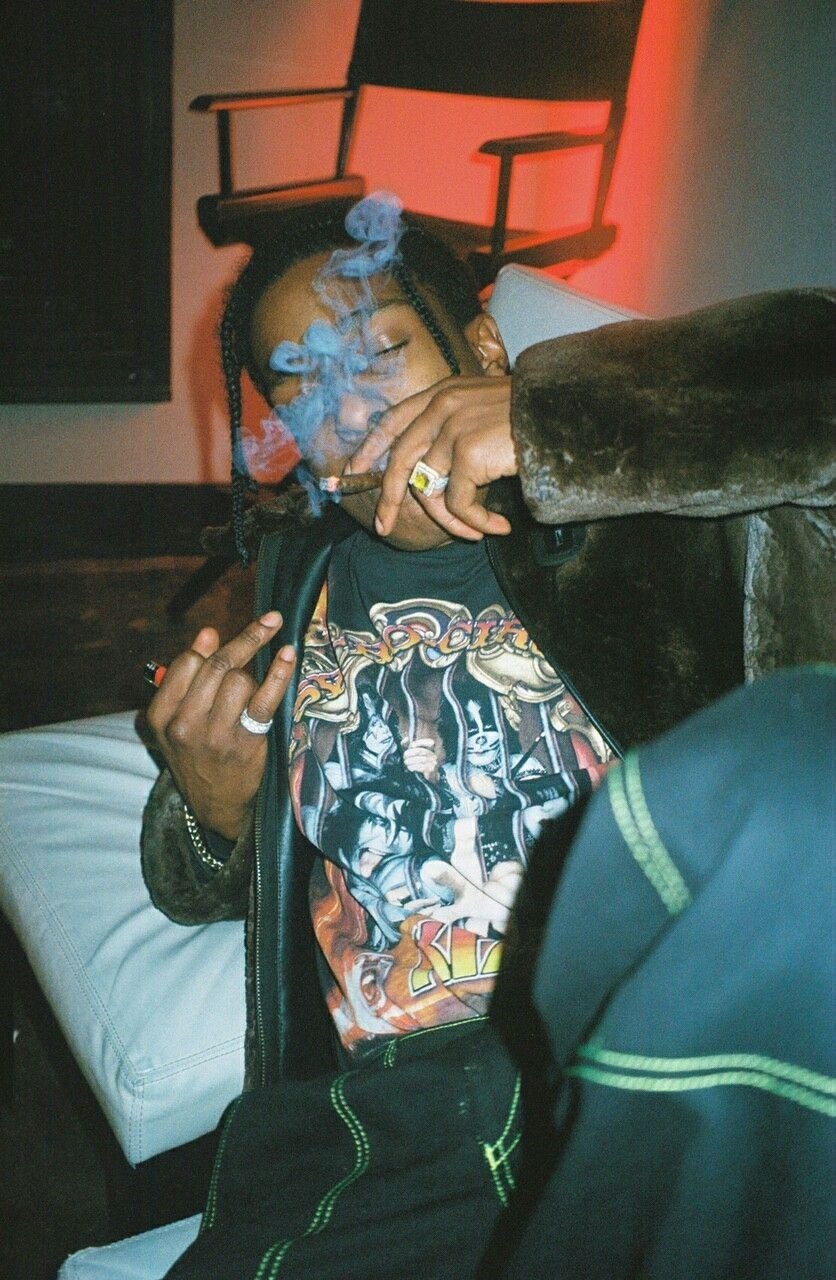 Pin by Nurkan ÇINAR on collection in 2020 Asap rocky