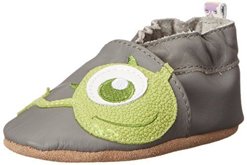 Robeez Disney Monsters, Inc. Crib Shoe (Infant), Grey, 6-... https://www.amazon.com/dp/B00VLOEPIC/ref=cm_sw_r_pi_dp_x_K1XWxbX2JWA19