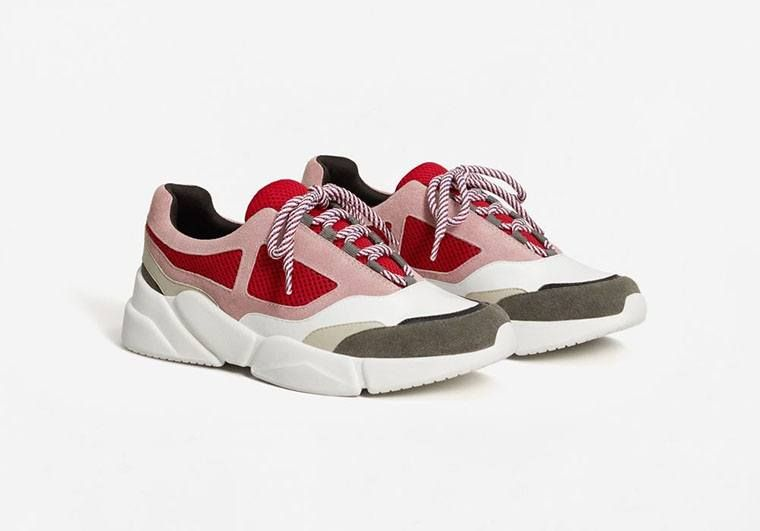 d6be550f75 Chunky sneakers are athleisure's biggest 2018 trend | 2AM Project ...