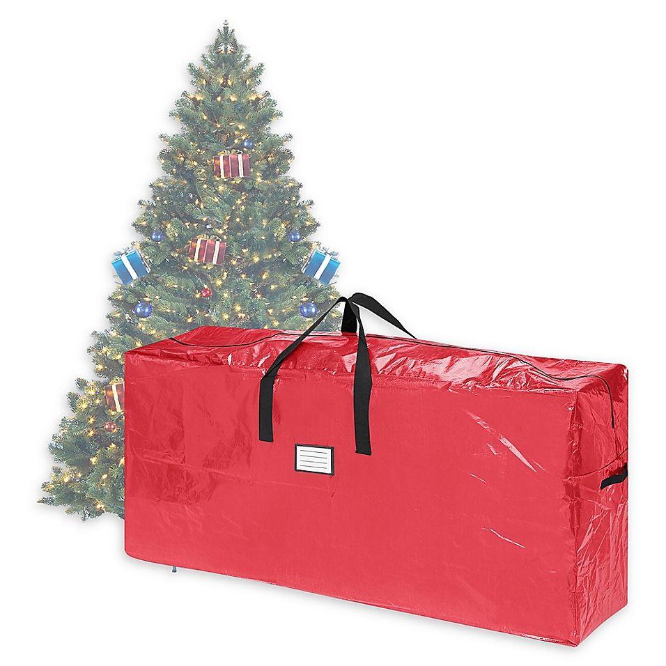 Elf Stor 9 Foot Artificial Christmas Tree Storage Bag Bed Bath Beyond Christmas Tree Storage Bag Tree Storage Bag Christmas Tree Storage
