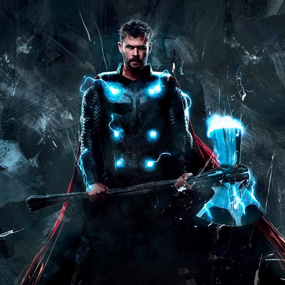 Pin By Mr Daily On Marvel Heroes Wallpapers Hd Marvel Thor Thor Art Marvel Superheroes