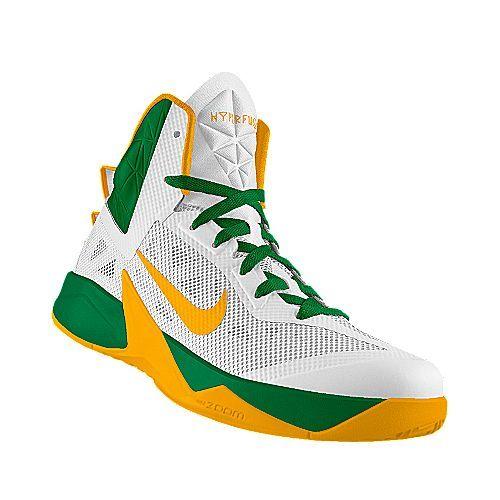 Nike Blazer Women Basketball Shoes Green White
