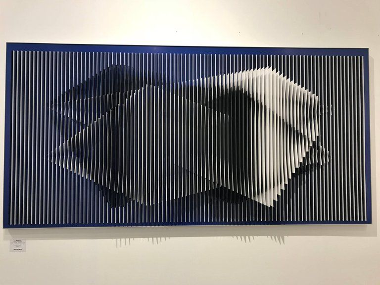 Jose Margulis Dual Perspective Geometric Abstract Kinetic Art By J Margulis Kinetic Art Abstract Sculpture Abstract