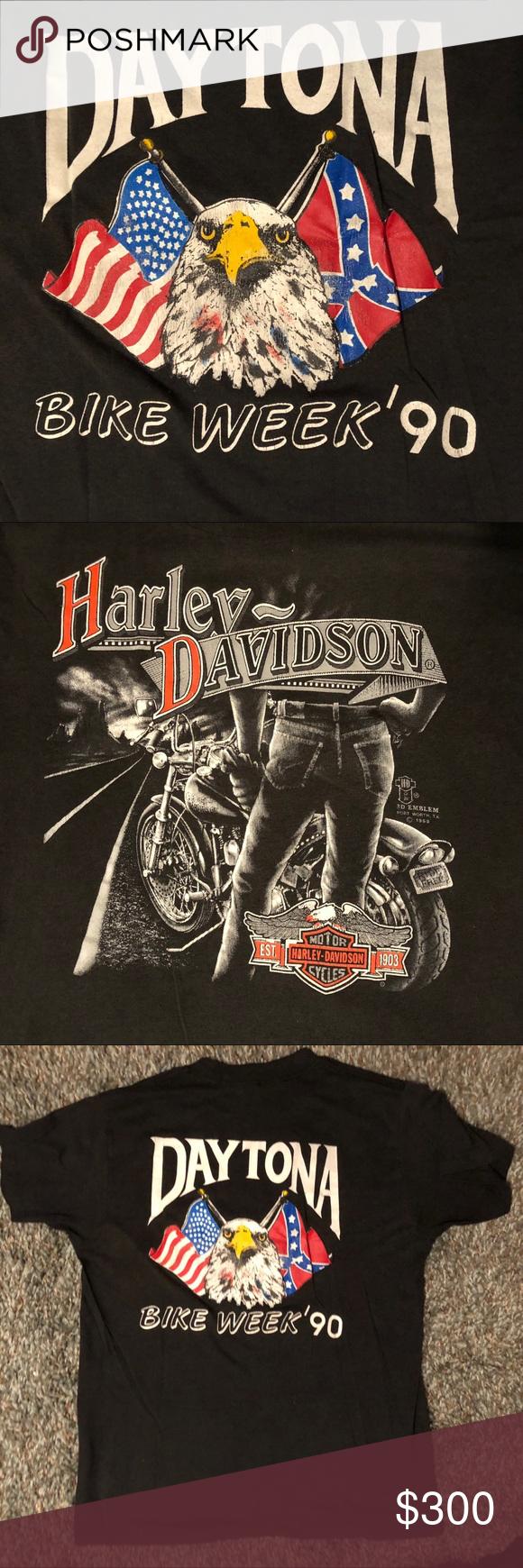 Harley Davidson 3D Emblem Vintage Motorcycle Shirt This is