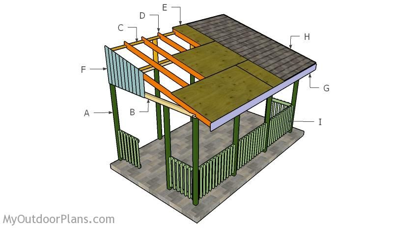 Lean To Gazebo Plans Gazebo Plans Wooden Gazebo Plans Pergola