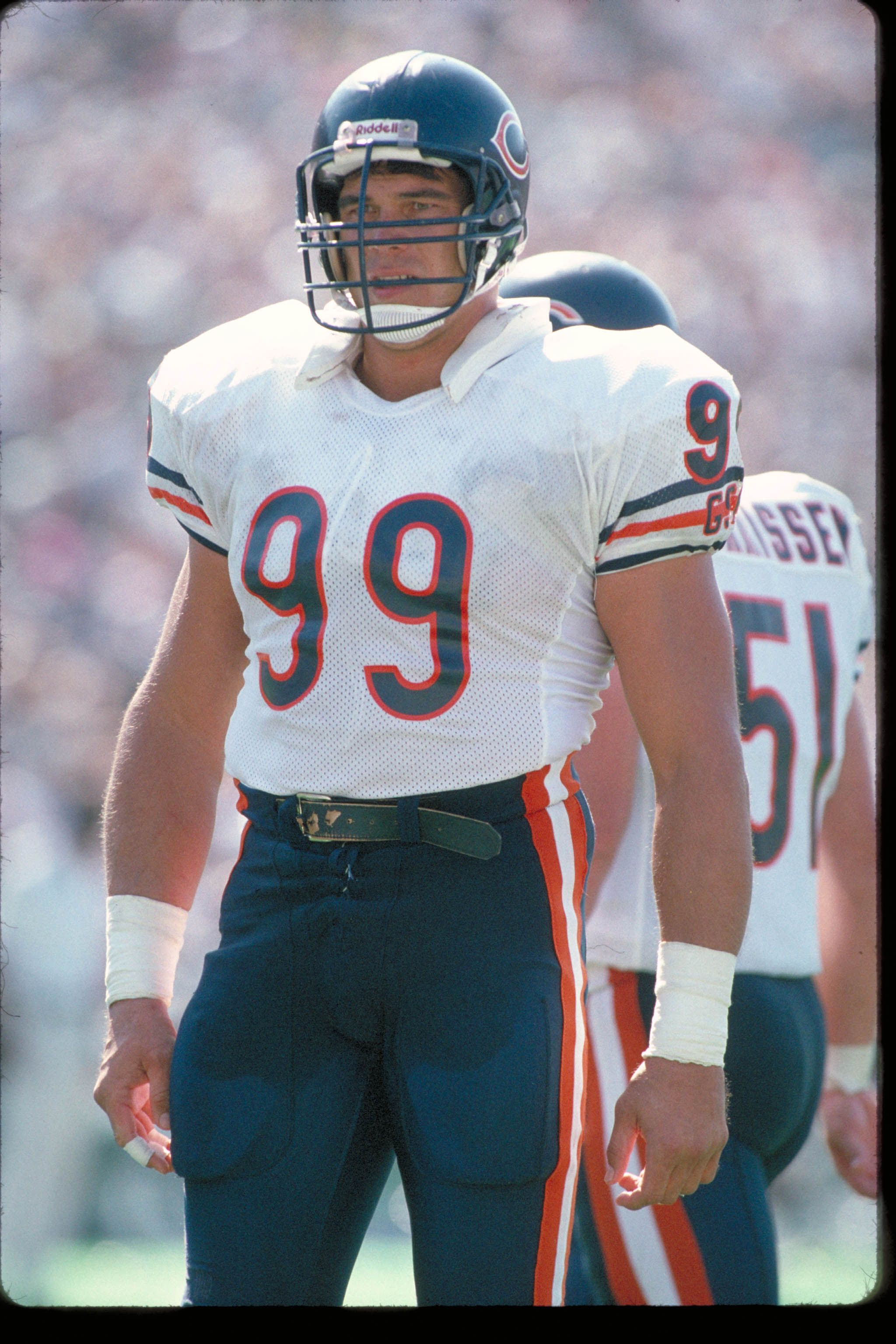 newest 9e636 74b1d Dan Hampton | NFL Players | Bears football, Football, Nfl photos
