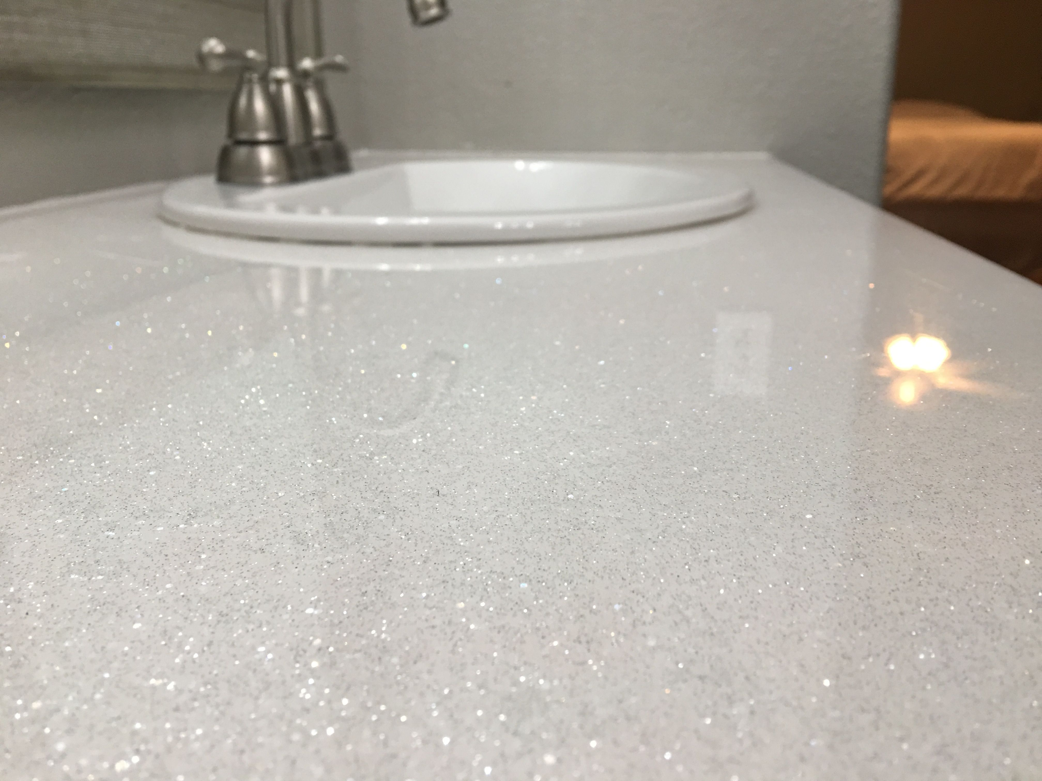 Our Glitter Epoxy Countertops Epoxy Countertop Sparkle