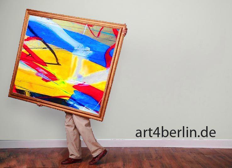 ART-SALE, moderne Kunst, abstrakte Gemälde, große Bilder, Malerei günstig in zwei Berliner Galerien.