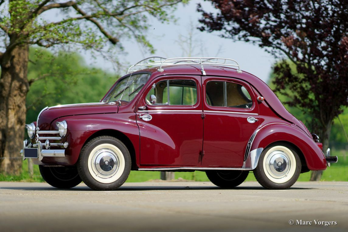 Renault 4cv 1947 61 Voiture Renault Renault Voitures De Collection