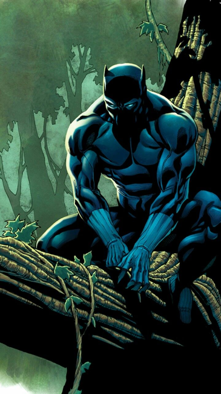Black Panther Wallpaper Android App Black panther marvel