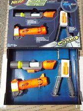 NEW Nerf Modulus Long Range Upgrade Sniper Dart Gun Kit Toy  Anvendelsesområde Bi-pod Barrel
