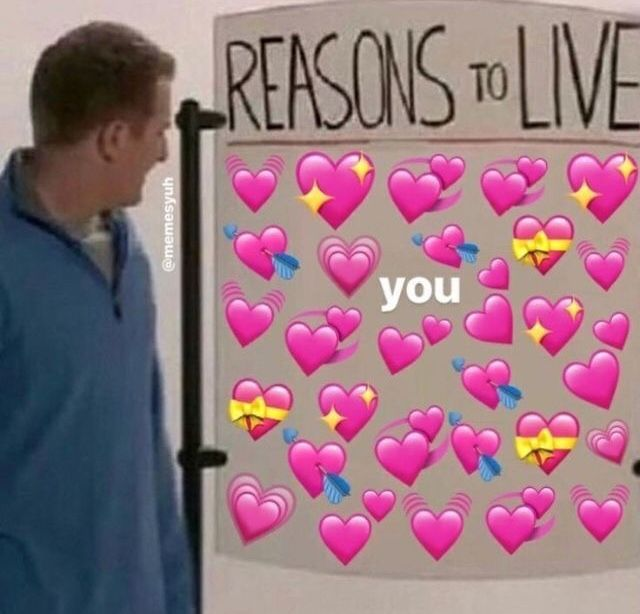 Pin By Karen Tigre On Memes Stickers Cute Love Memes Love Memes Wholesome Memes