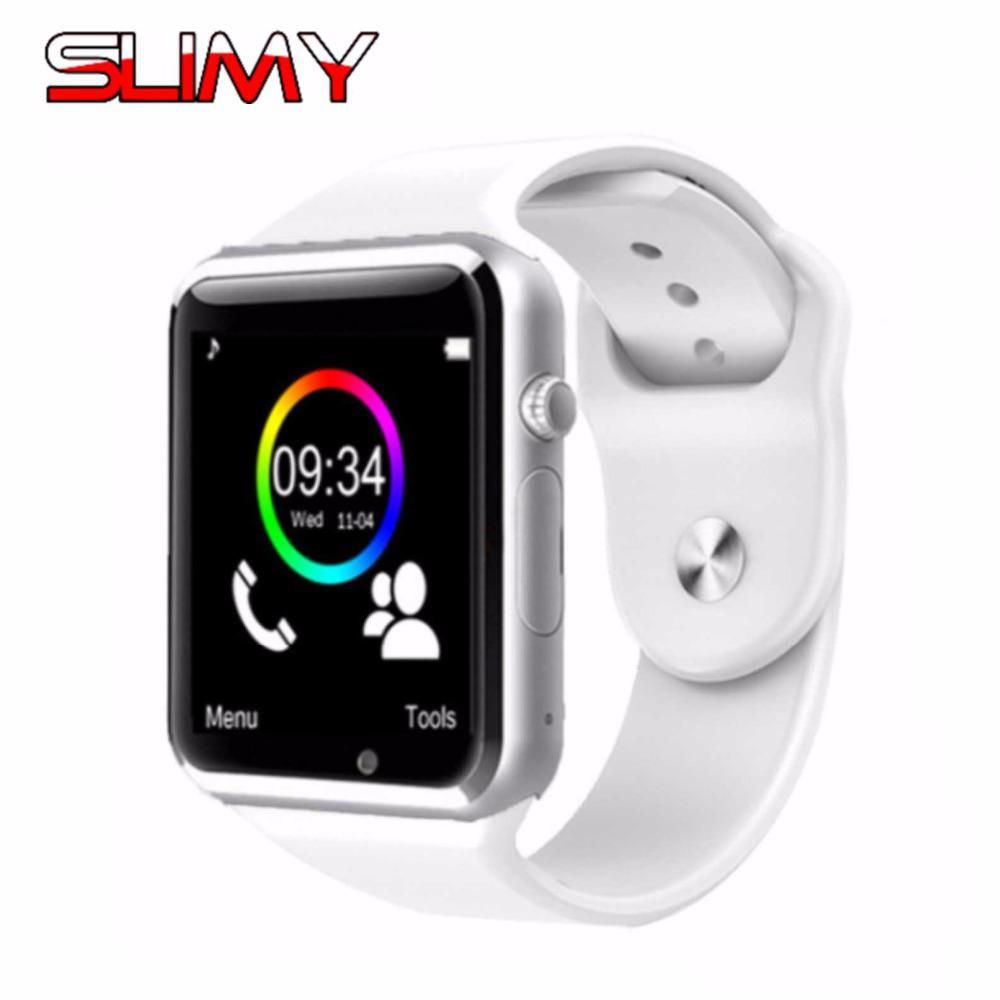 Slimy Smart Watch Phone A1 Bluetooth Wristwatch For IOS