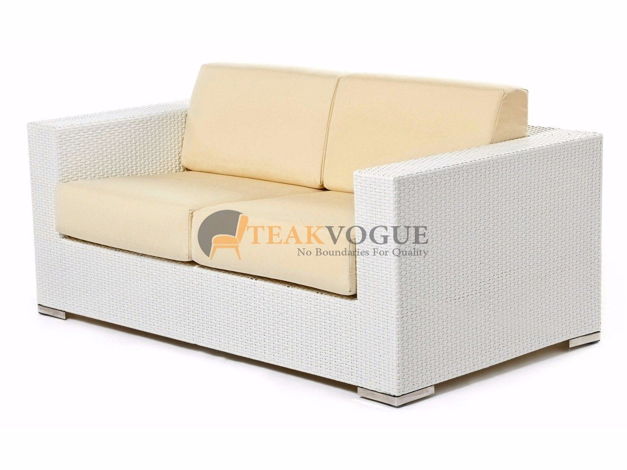 Moher Double Seater Sofa Synthetic Wicker Sofa Malaysia Seater Sofa Wicker Sofa Poolside Furniture