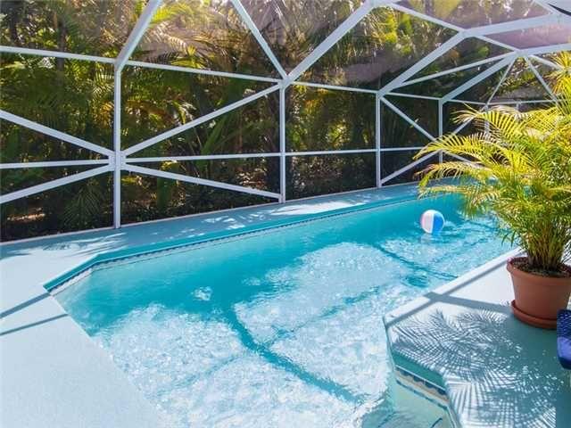 Another Fabulous Pool Florida Real Estate Vero Beach Estate Homes