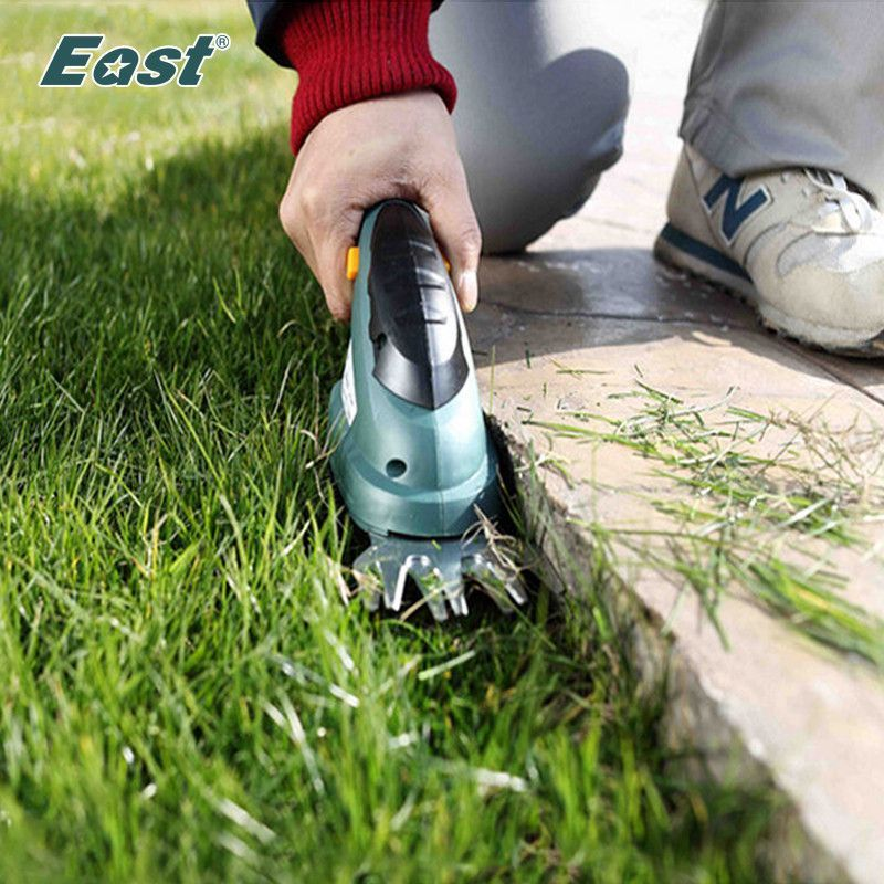 East garden power tools 36V 2 IN 1 Combo Lawn Mower LiIon