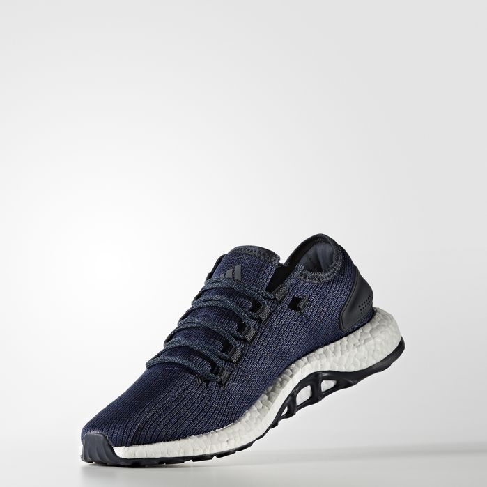 6f1d61a23 Pure Boost Shoes Navy Blue 10.5 Mens