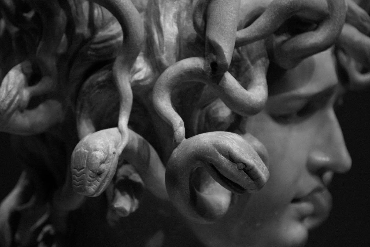 Medusa (c. 1630) Gian Lorenzo Bernini