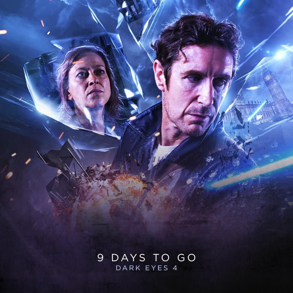 Big Finish on | Paul mcgann, Dark eyes and Doctor who