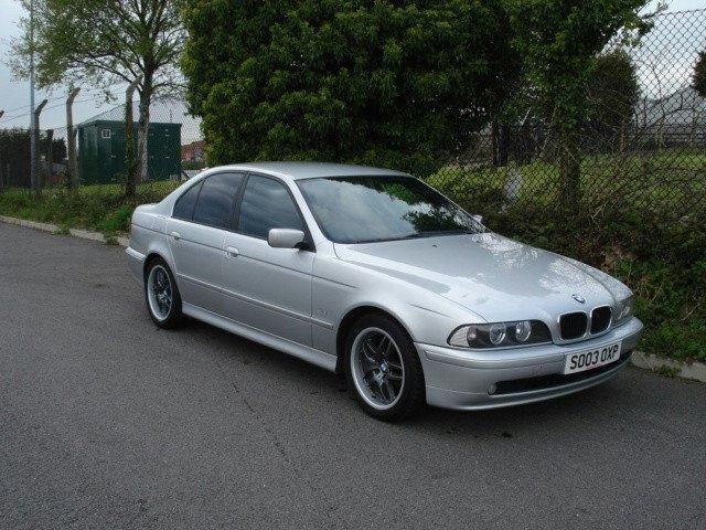 Bmw 5 Series Saloon 525d Es 4dr 4 000 Diesel Abs Air Con Bmw