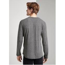 Tom Tailor Denim Herren schlichtes Langarmshirt, schwarz, Gr.xl Tom TailorTom Tailor #stylishmen
