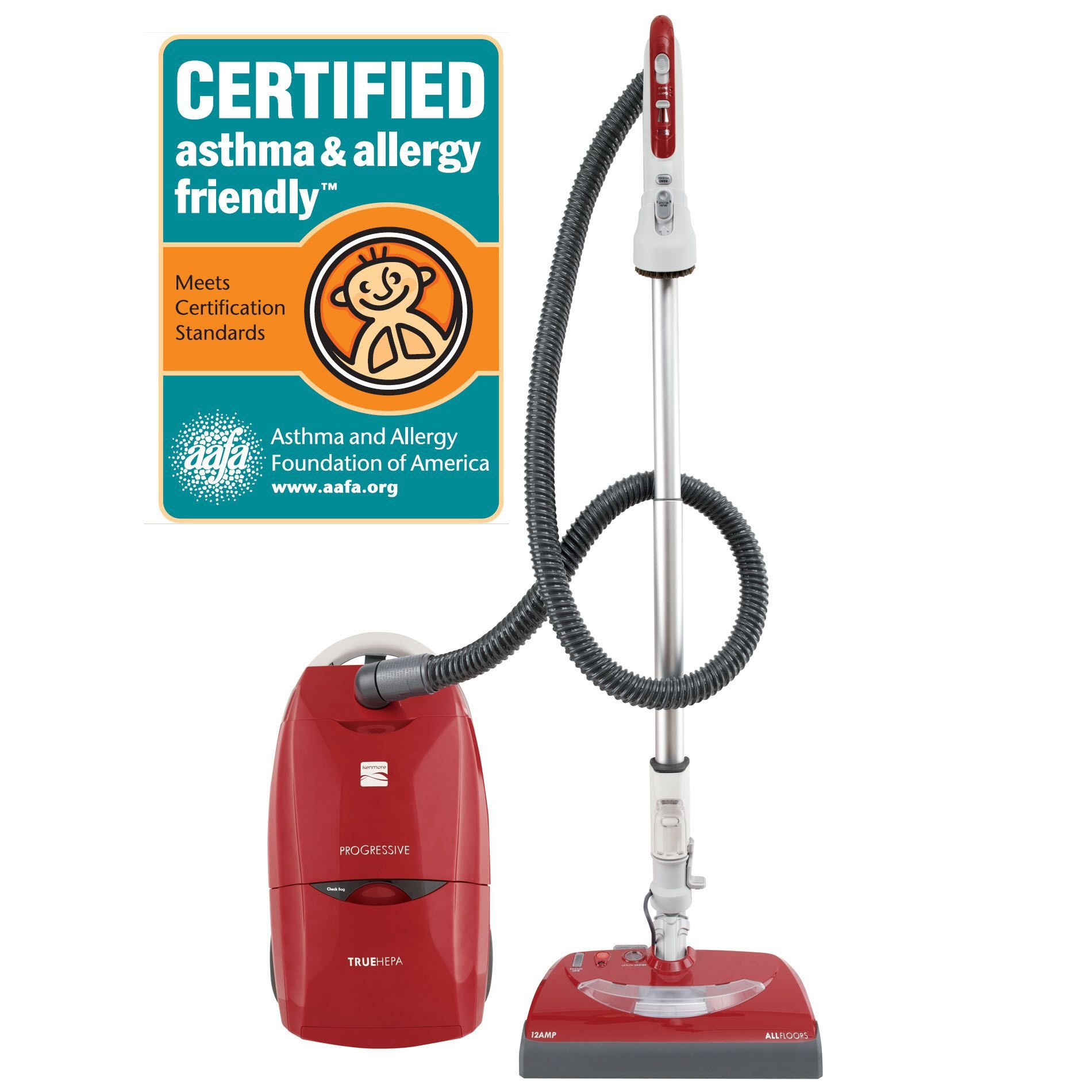 Kenmore Bagged Canister Vacuum 21714 Canister vacuum