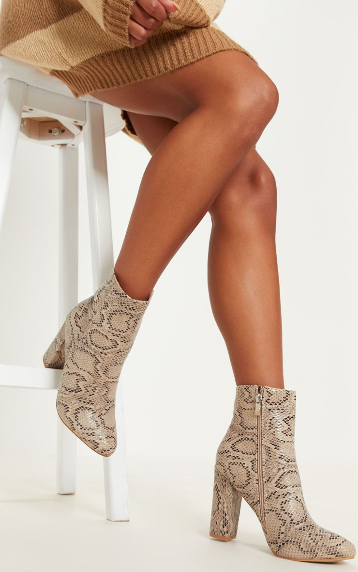 405099287260 The Snake Faux Leather Ankle Boot . Head online and shop this season s  range of shoes