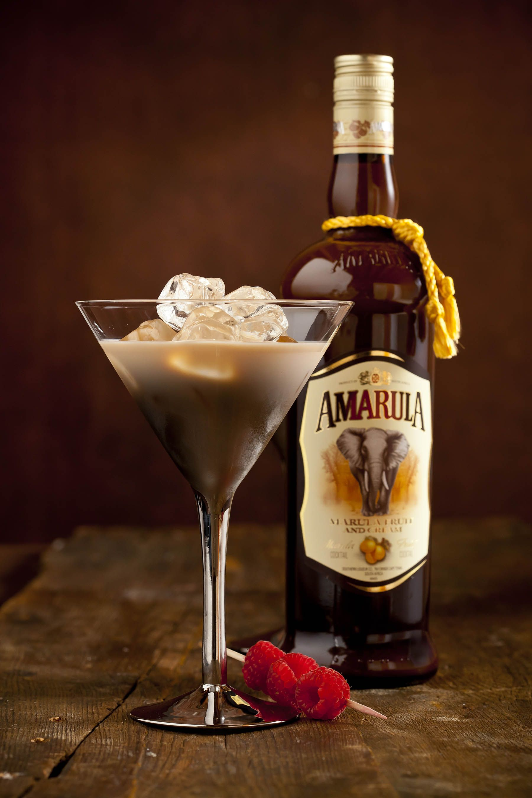Amarula martini this elegant drink is perfect for those for Tea and liquor recipes