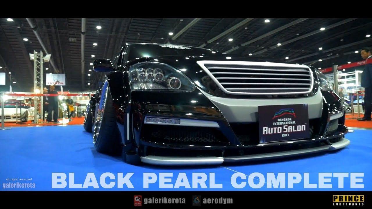 Black Pearl Complete Lexus Ls430 Lexus Black Pearl Custom Body Kits