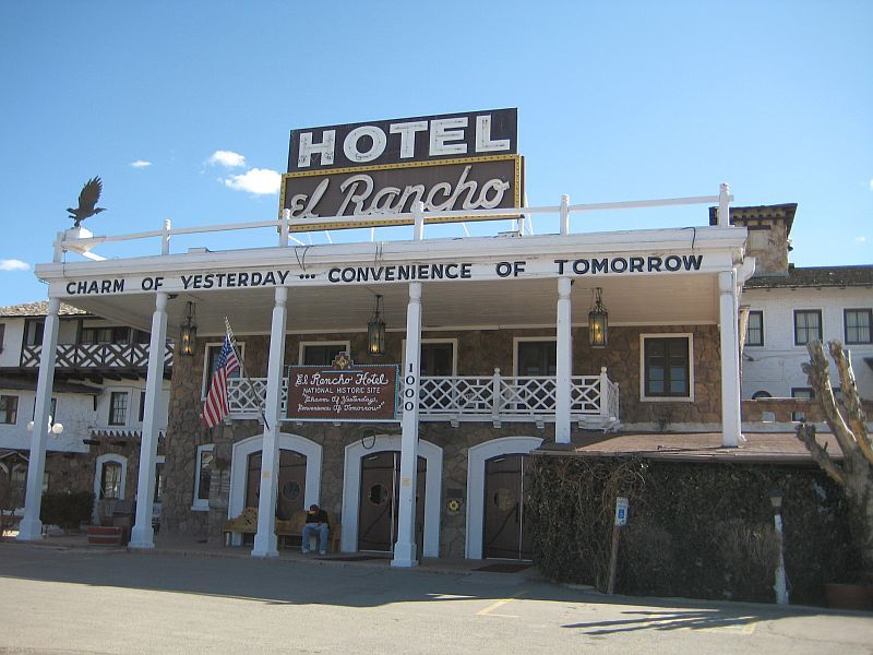 El Rancho Hotel Gallup Nm