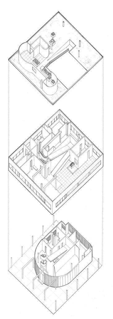 Villa Savoye; Le Corbusier Villas, Architecture and Arch