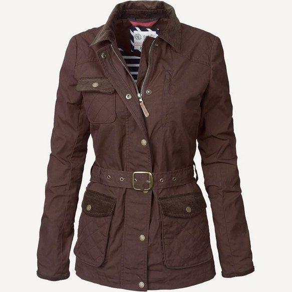 Keswick Waxed Jacket at Fat Face | Clothes | Pinterest