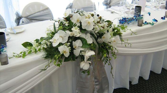 Schicke Und Günstige Blumen Tischdeko Zu Ihrer Hochzeit Hochzeit