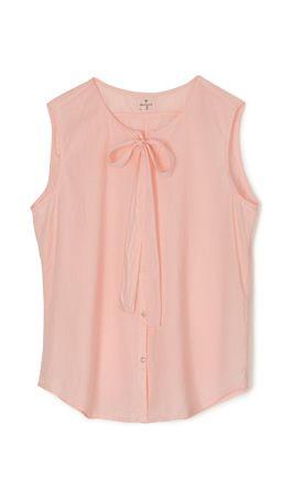 Pink romantic top