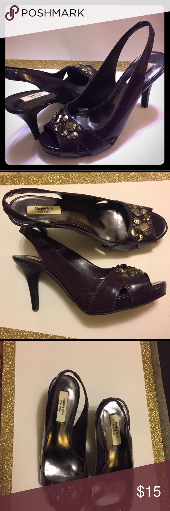 55c4e47eaf SimplyVera—Vera Wang Shoes