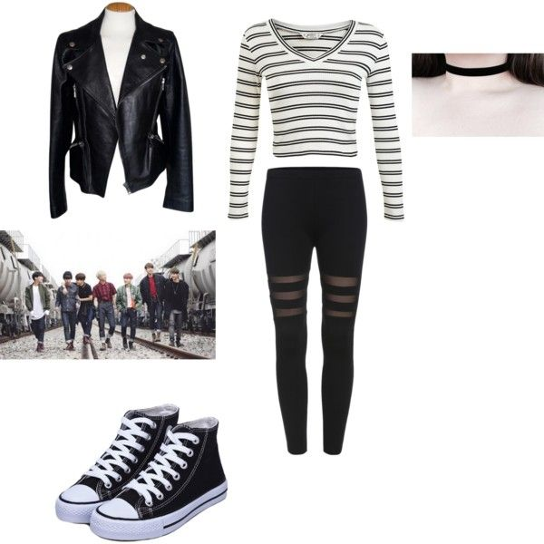 Image Result For Bts Run Outfit Bts Inspired Outfits Outfits