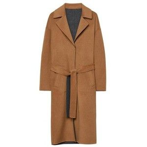 Warehouse Short Asymmetric Camel Coat, 85 The 26 Camel Coats To Take You From Cool To Chic
