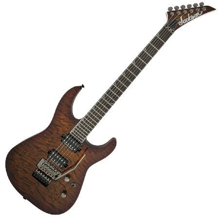 Jackson Pro Series Soloist SL2Q Electric Guitar The Jackson Pro Soloist SL2Q Electric Guitar is a highly engineered shredding machine that is easy to play and delivers gigantic sound perfect for any metal player. Chosen specifically for their compl http://www.MightGet.com/january-2017-11/jackson-pro-series-soloist-sl2q-electric-guitar.asp