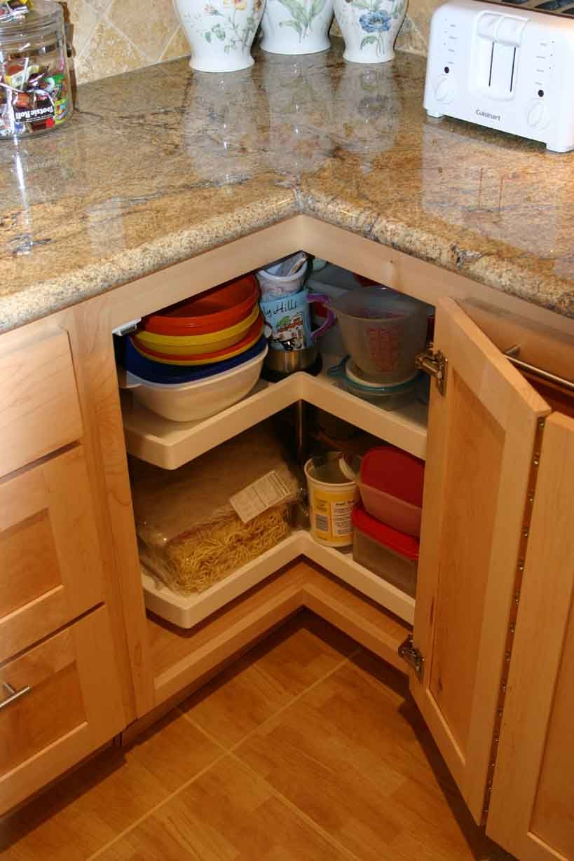 corner lazy susan tiny kitchen creative organization kitchen on kitchen organization lazy susan id=70200